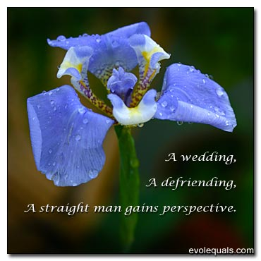 Straight Man Perspective