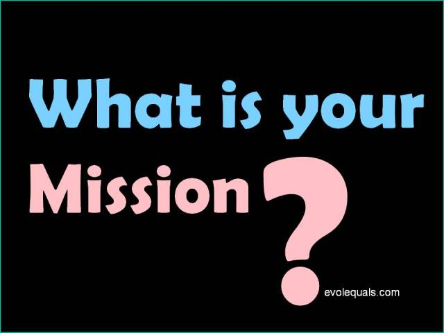 wht is your mission