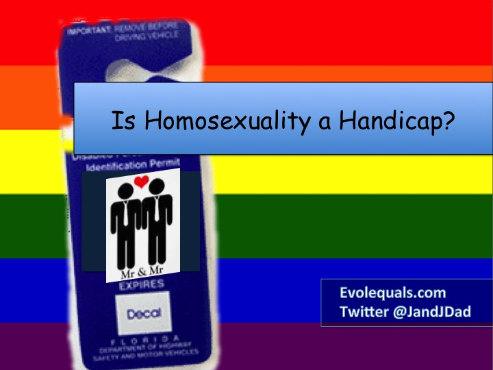 Is Homosexuality a