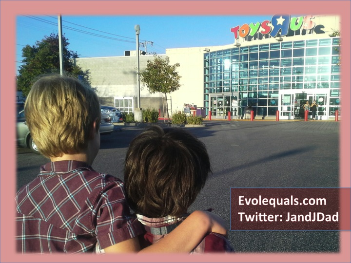 A Gay Dad's Open Message to Toys R Us: Stop Thrusting Gender Propaganda on My Kids (1/4)