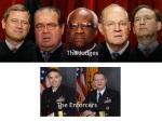 HL4 judges and enforcers