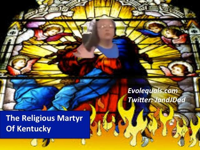 Relig martyr evol