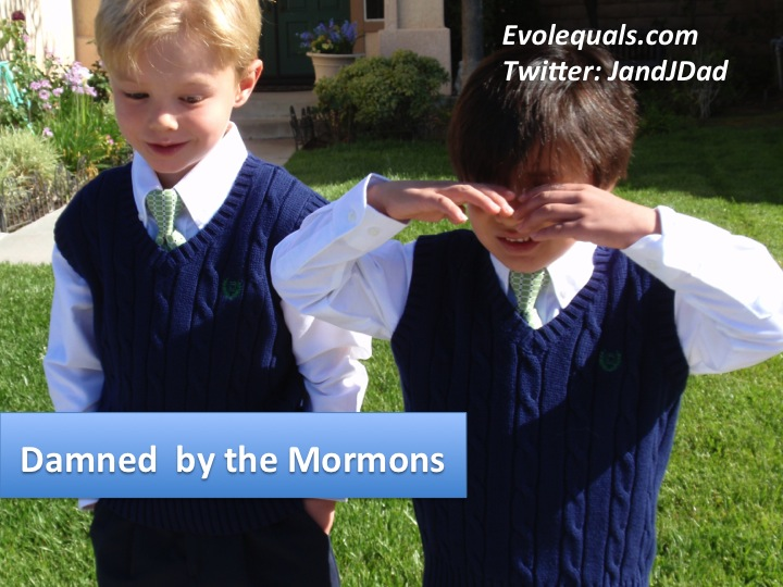 Gay Dad Tells Off the Mormon Church: Leave Our Kids Alone