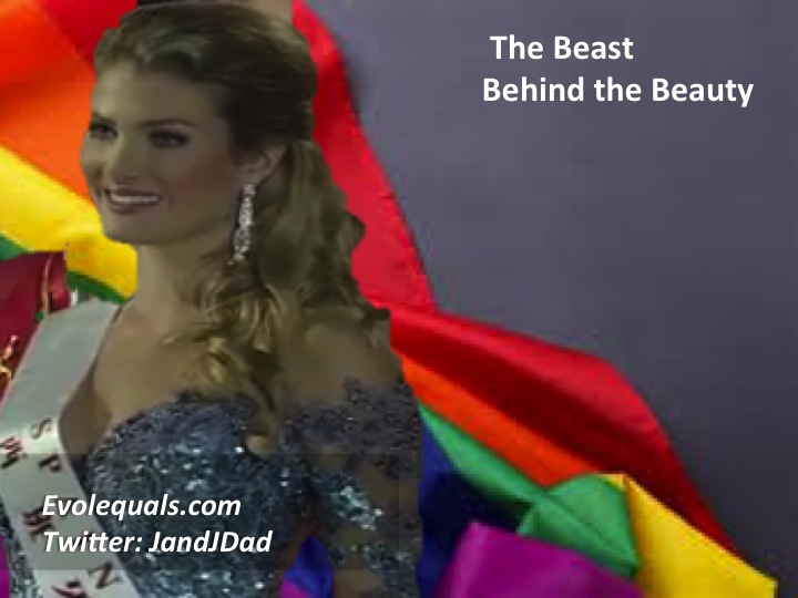 A Gay Dad Sounds Off on Homophobia in the Family that Produced the Reigning Miss World 2015