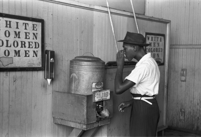colored-_drinking_fountain_from_mid-20th_century_with_african-american_drinking